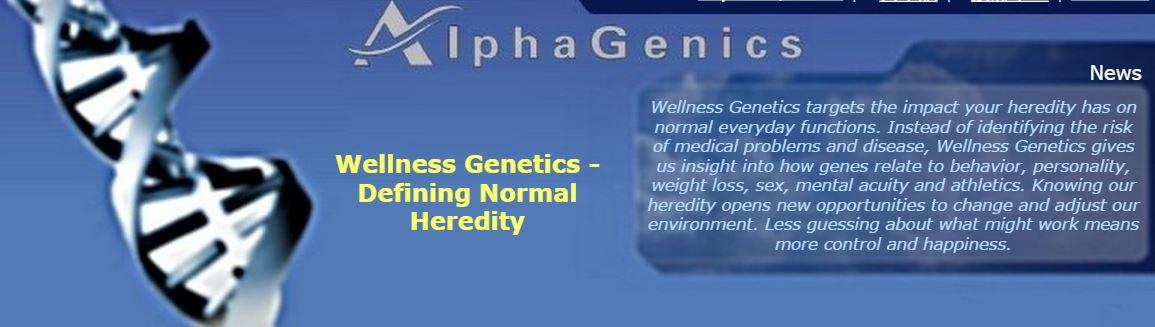 AlphaGenics