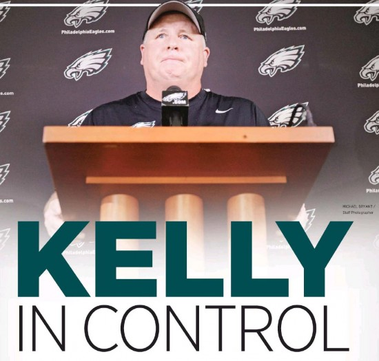 It's about culture with Chip Kelly